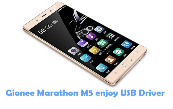 Download Gionee Marathon M5 enjoy USB Driver