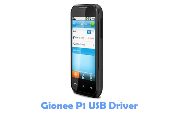 Download Gionee P1 USB Driver