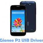 Gionee P2 USB Driver