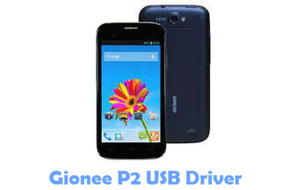 Download Gionee P2 USB Driver