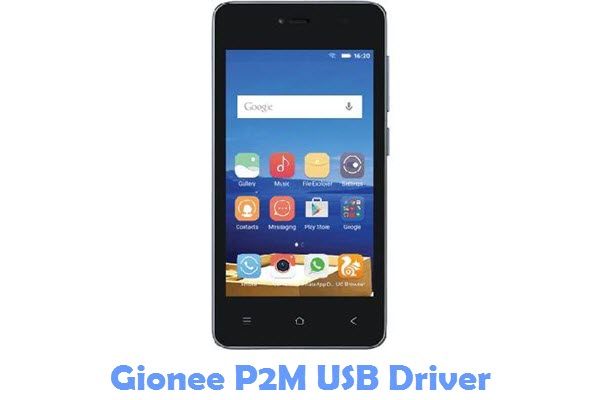 Download Gionee P2M USB Driver