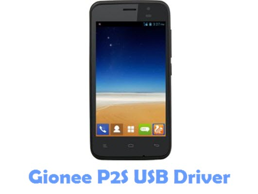 Download Gionee P2S USB Driver