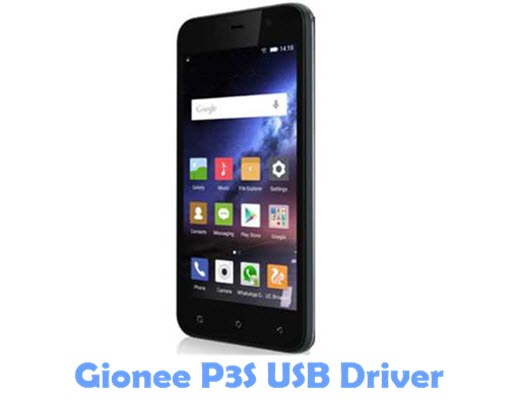 Download Gionee P3S USB Driver