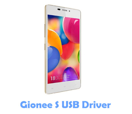 Download Gionee S USB Driver