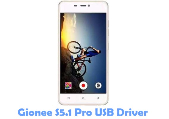 Download Gionee S5.1 Pro USB Driver