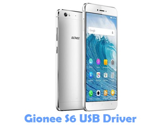 Download Gionee S6 USB Driver