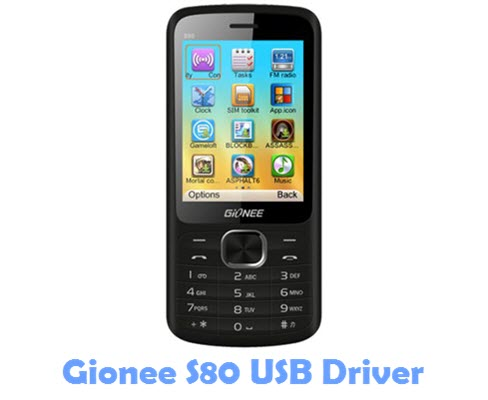 Download Gionee S80 USB Driver