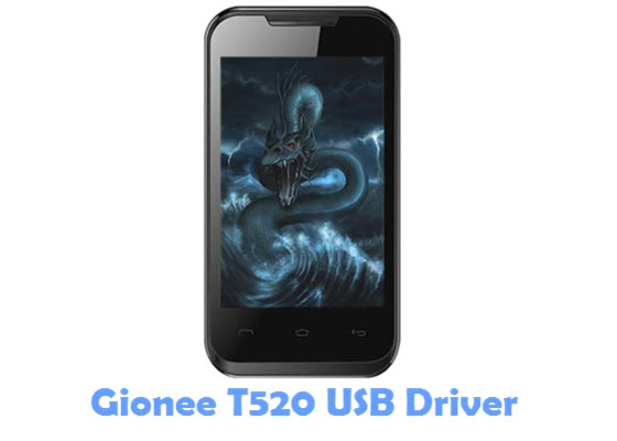 Download Gionee T520 USB Driver