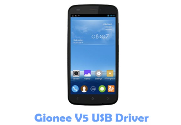 Download Gionee V5 USB Driver