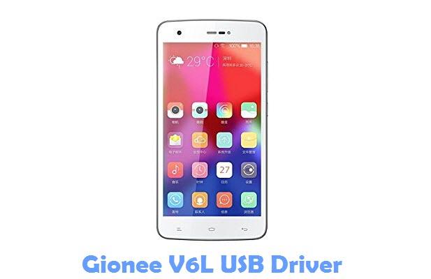 Download Gionee V6L USB Driver