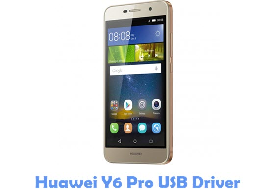 Download Huawei Y6 Pro USB Driver