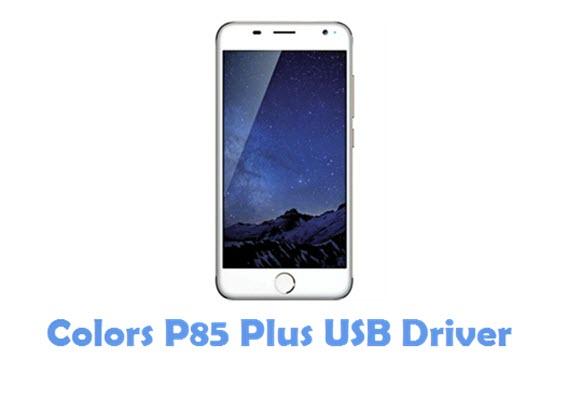 Download Colors P85 Plus USB Driver
