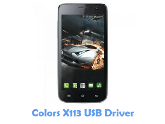 Download Colors X113 USB Driver