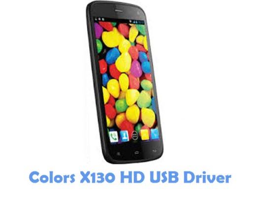 Download Colors X130 HD USB Driver
