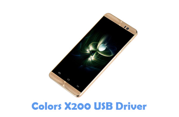 Download Colors X200 USB Driver