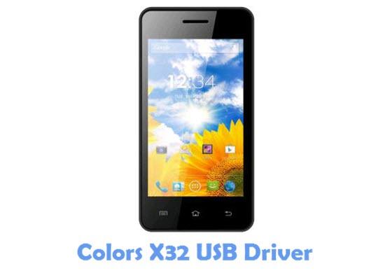 Download Colors X32 USB Driver
