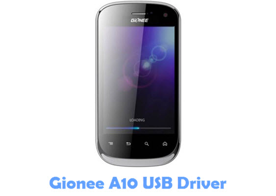 Download Gionee A10 USB Driver