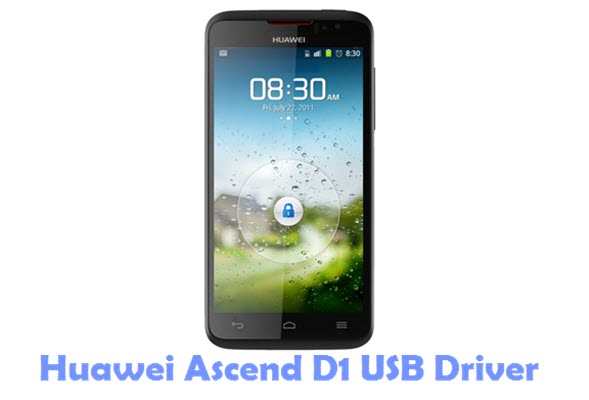 Download Huawei Ascend D1 USB Driver