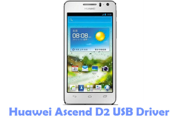 Download Huawei Ascend D2 USB Driver