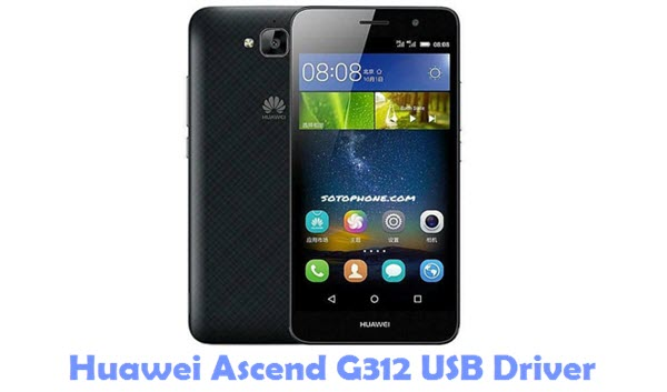 Download Huawei Ascend G312 USB Driver
