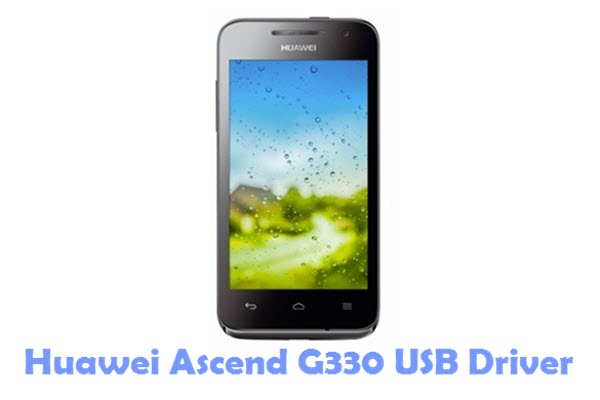 Download Huawei Ascend G330 USB Driver