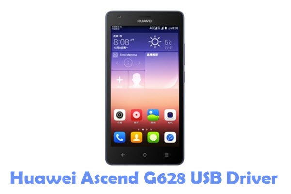 Download Huawei Ascend G628 USB Driver