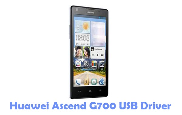 Download Huawei Ascend G700 Firmware