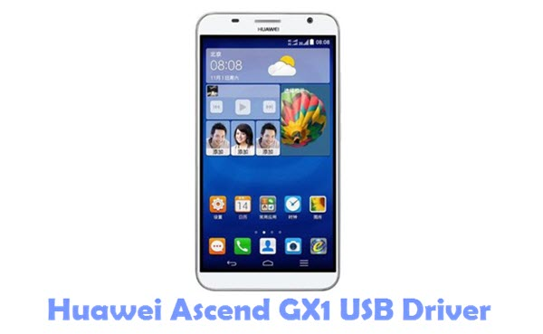 Download Huawei Ascend GX1 USB Driver