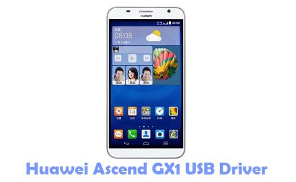 Download Huawei Ascend GX1 USB Driver