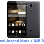 Huawei Ascend Mate 7 USB Driver