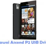 Huawei Ascend P2 USB Driver