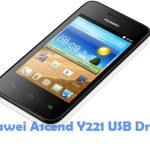 Huawei Ascend Y221 USB Driver