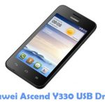 Huawei Ascend Y330 USB Driver
