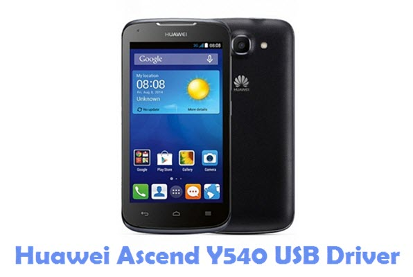 Download Huawei Ascend Y540 USB Driver
