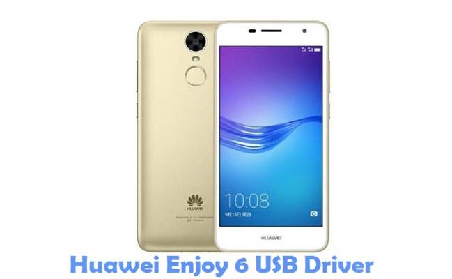 Download Huawei Enjoy 6 USB Driver