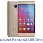 Huawei Honor 5X USB Driver
