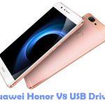 Huawei Honor V8 USB Driver