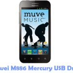 Huawei M886 Mercury USB Driver