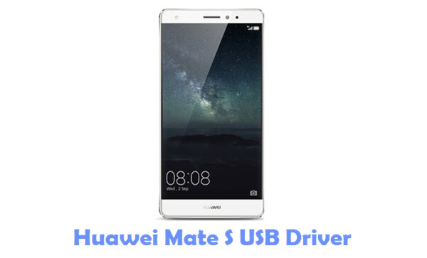 Download Huawei Mate S USB Driver