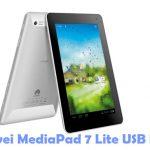Huawei MediaPad 7 Lite USB Driver
