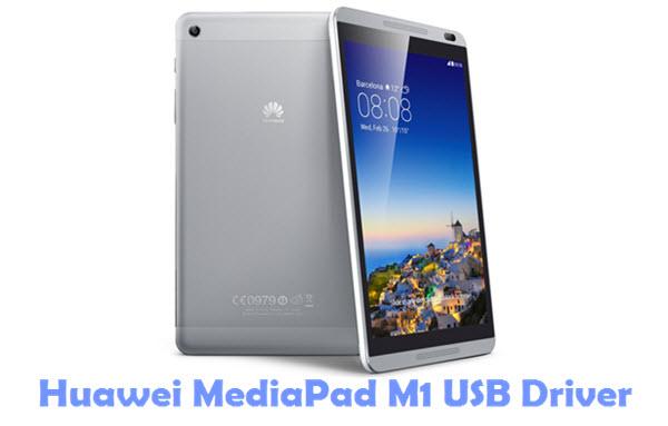 Download Huawei MediaPad M1 USB Driver