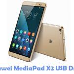 Huawei MediaPad X2 USB Driver