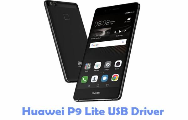 Download Huawei P9 Lite USB Driver