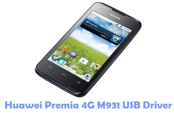 Download Huawei Premia 4G M931 Firmware
