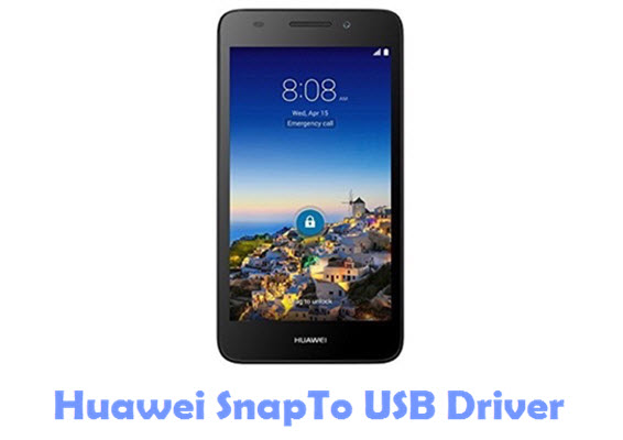 Download Huawei SnapTo USB Driver