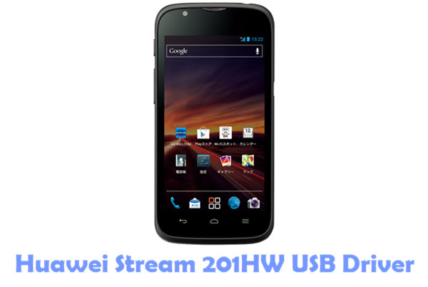 Download Huawei Stream 201HW USB Driver