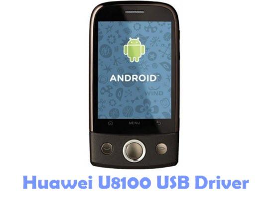 Download Huawei U8100 USB Driver