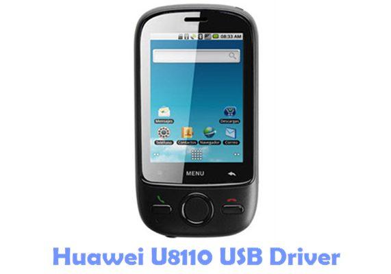 Download Huawei U8110 USB Driver