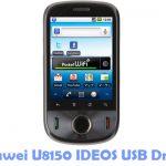 Huawei U8150 IDEOS USB Driver