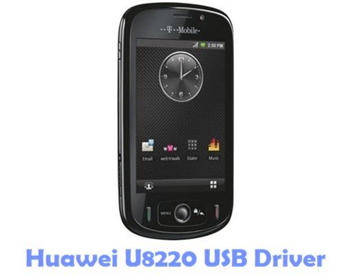 Download Huawei U8220 USB Driver